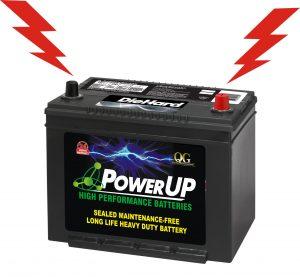 PowerUp Batteries